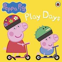 Peppa Pig: Play Days - Opracowanie zbiorowe - audiobook