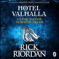 Hotel Valhalla Guide to the Norse Worlds - Rick Riordan - audiobook