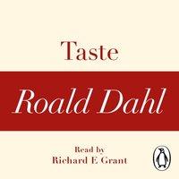 Taste (A Roald Dahl Short Story) - Roald Dahl - audiobook
