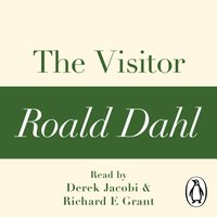 Visitor (A Roald Dahl Short Story) - Roald Dahl - audiobook