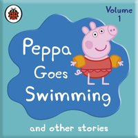 Peppa Pig: Peppa Goes Swimming and Other Audio Stories - John Sparkes - audiobook