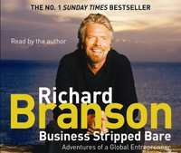 Business Stripped Bare - Sir Richard Branson - audiobook
