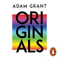 Originals - Adam Grant - audiobook