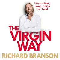 Virgin Way - Sir Richard Branson - audiobook