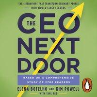 CEO Next Door - Elena Botelho - audiobook