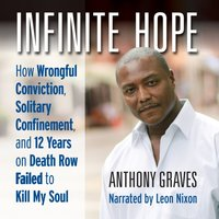 Infinite Hope - Anthony Graves - audiobook