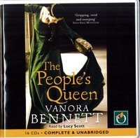 People's Queen - Vanora Bennett - audiobook
