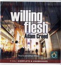 Willing Flesh - Adam Creed - audiobook