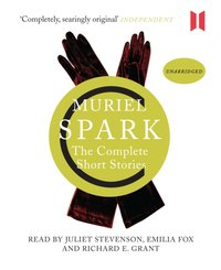 Complete Short Stories - Muriel Spark - audiobook