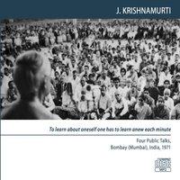 Direct perception is freedom - Krishnamurti Jiddu Krishnamurti - audiobook
