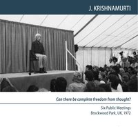To come upon the new, thought must be quiet - Krishnamurti Jiddu Krishnamurti - audiobook
