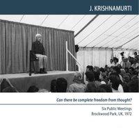 If Freedom is Responsibility, How do I act? - Krishnamurti Jiddu Krishnamurti - audiobook