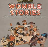 Womble Stories - Elisabeth Beresford - audiobook