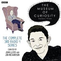 Museum Of Curiosity: Series 3 - Dan Schreiber - audiobook