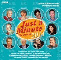 Just A Minute: The Best of 2011 - Ian Messiter - audiobook