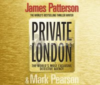 Private London - James Patterson - audiobook