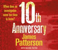 10th Anniversary - James Patterson - audiobook