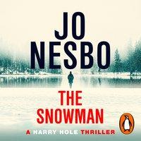 Snowman - Jo Nesbo - audiobook