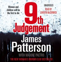 9th Judgement - James Patterson - audiobook