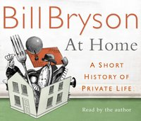 At Home - Bill Bryson - audiobook