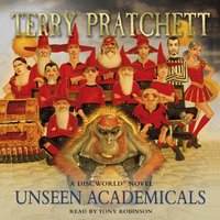 Unseen Academicals - Terry Pratchett - audiobook