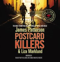 Postcard Killers - James Patterson - audiobook