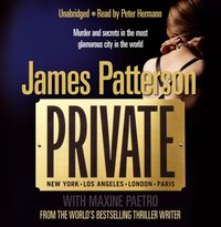 Private - James Patterson - audiobook