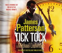 Tick Tock - James Patterson - audiobook