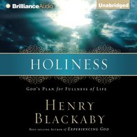 Holiness - Henry Blackaby - audiobook
