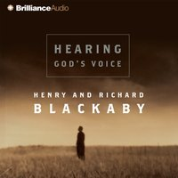 Hearing God's Voice - Henry Blackaby - audiobook