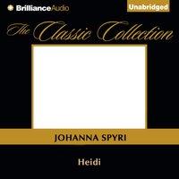 Heidi - Johanna Spyri - audiobook