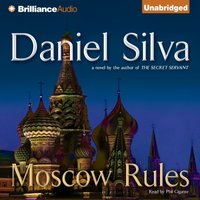 Moscow Rules - Daniel Silva - audiobook