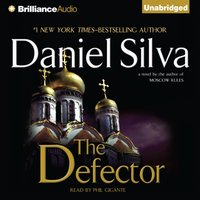 Defector - Daniel Silva - audiobook