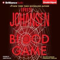 Blood Game - Iris Johansen - audiobook