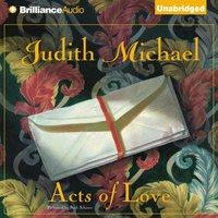Acts of Love - Judith Michael - audiobook