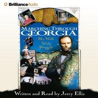 Marching Through Georgia - Jerry Ellis - audiobook
