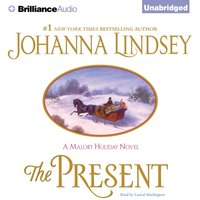 Present - Johanna Lindsey - audiobook
