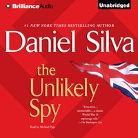 Unlikely Spy - Daniel Silva - audiobook