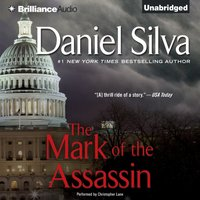Mark of the Assassin - Daniel Silva - audiobook