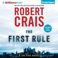 First Rule - Robert Crais - audiobook