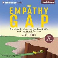 Empathy Gap - J. D. Trout - audiobook