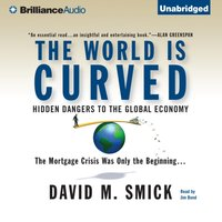 World is Curved - David M. Smick - audiobook