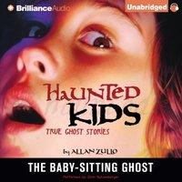 Baby-Sitting Ghost - Allan Zullo - audiobook