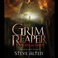 Grim Reaper - Steve Alten - audiobook