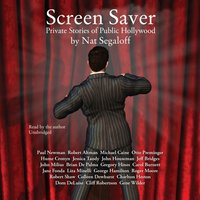 Screen Saver - Nat Segaloff - audiobook
