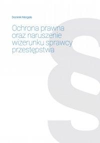 Ochrona prawna oraz naruszenie wizerunku sprawcy przestępstwa - Dominik Morgała - ebook