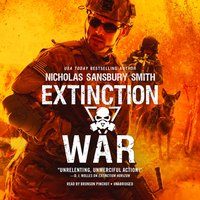 Extinction War - Nicholas Sansbury Smith - audiobook