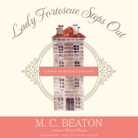 Lady Fortescue Steps Out - M. C. Beaton - audiobook