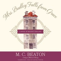 Mrs. Budley Falls from Grace - M. C. Beaton - audiobook