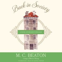 Back in Society - M. C. Beaton - audiobook